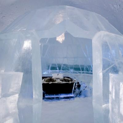 The Ice Hotel, Alaska