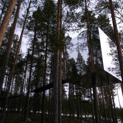 Treehouse Hotel, Sweden