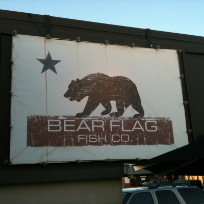 Bear Flag Fish Company, California